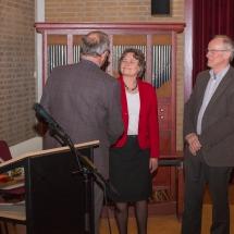 50 jaar lid van Jubilate Deo